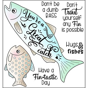 Hugs & Fishes