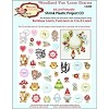 Woodland Fun Loom Charms Shrink Plastic Project CD
