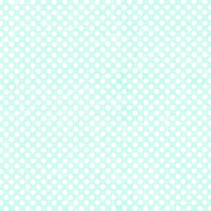 Whitewash Dots Blue