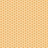 Geometric Orange Star