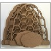 Chipboard Frame - Beehive
