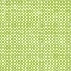 Whitewash Dots Green
